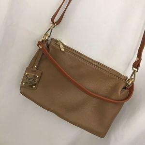 Valentina Italia leather Crossbody bag